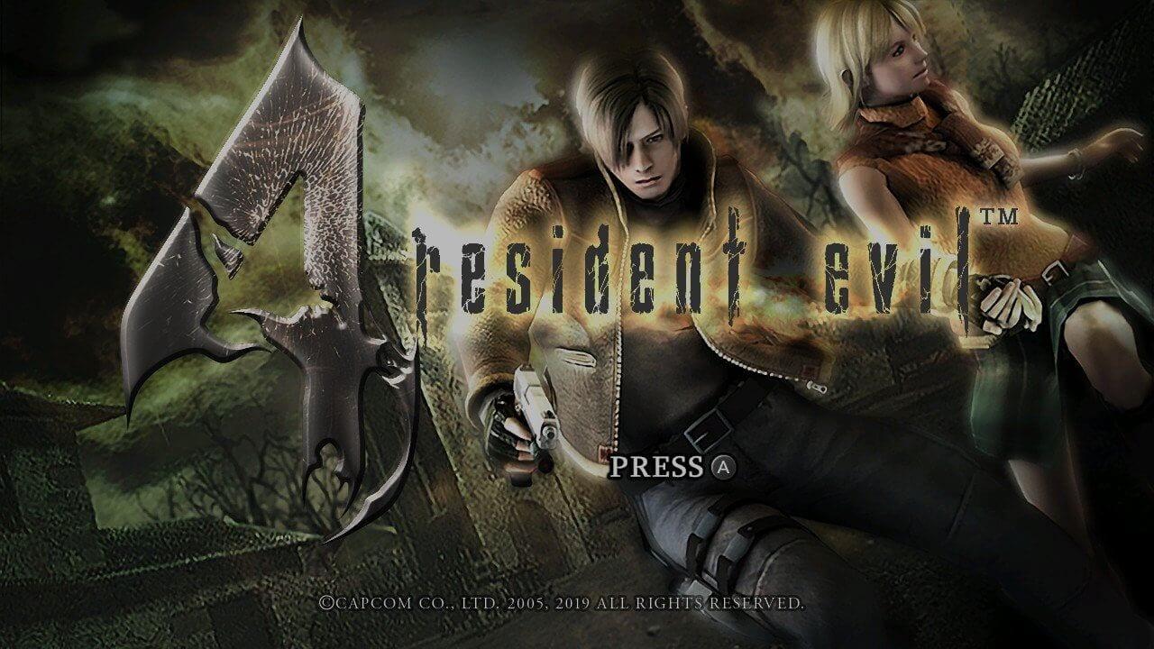 Review: muita ação e suspense na palma da mão com Resident Evil 4 para o Switch 6