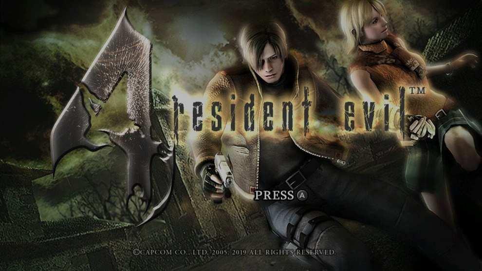 Review: muita ação e suspense na palma da mão com Resident Evil 4 para o Switch 4