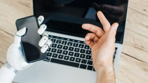 Bots detecta se seu texto foi escrito por uma máquina