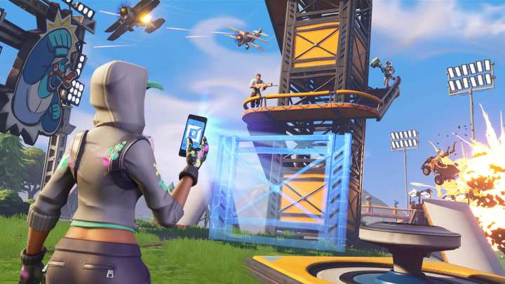 games iphone Fortnite