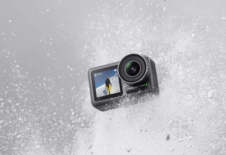 Para os pais aventureiros, essa câmera filma em 4K e é à prova d'água, choques e poeiras. Aproveite o Dia dos Pais e presenteie seu herói com uma Osmo Action