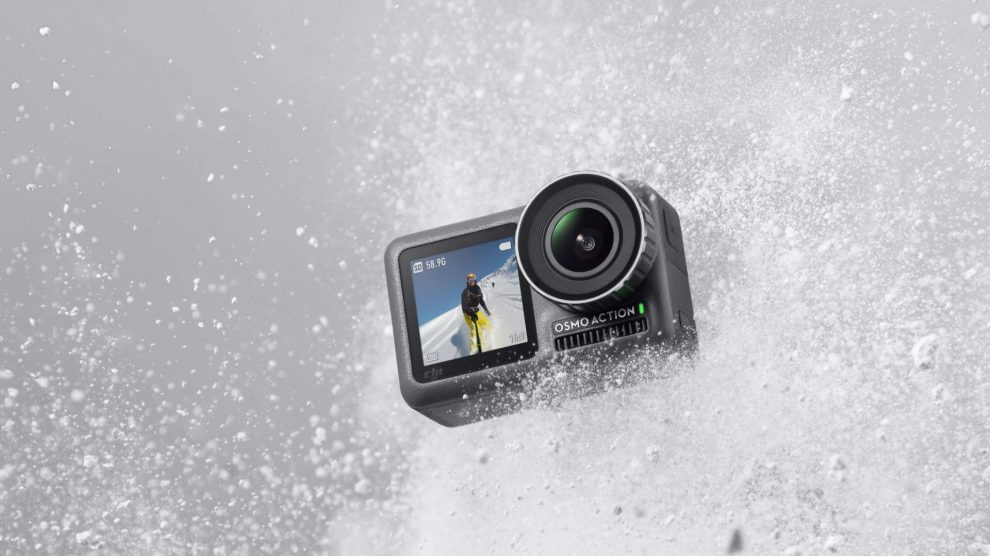 Osmo Action: DJI lança nova câmera de ação 4K para competir com a GoPro 6