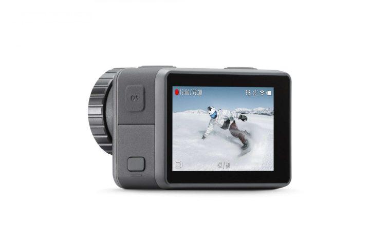 Osmo Action: DJI lança nova câmera de ação 4K para competir com a GoPro 7