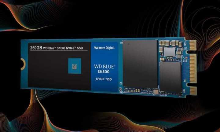 Novos WD Black SN750 NVMe e WD Blue SN500 NVMe chegam ao Brasil