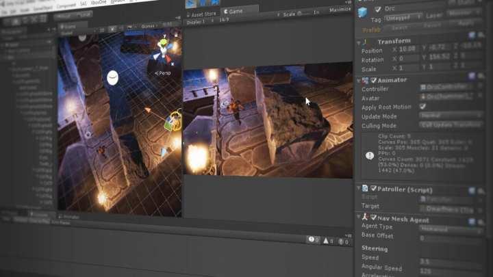 Cursos de desenvolvimento de jogos e aplicativos Udemy