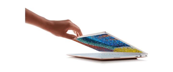 Na foto, o Dell XPS 13 fino e compacto