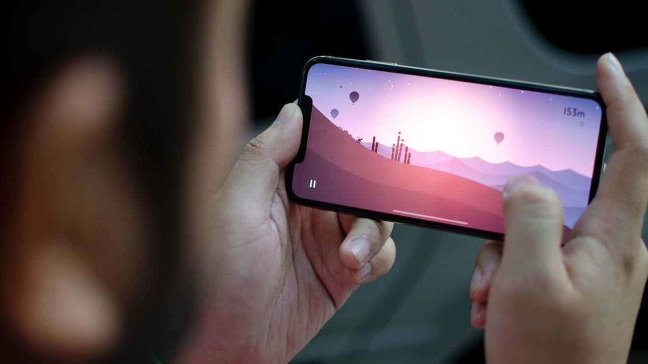 iphones games