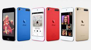 Novo iPod Touch 7ª geração