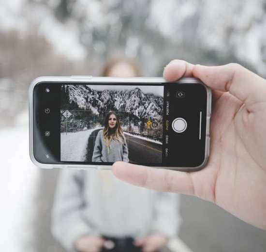Apple Shot in iphone