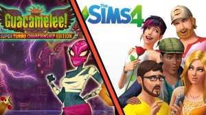 Por tempo limitado! The Sims 4 e Guacamelee estão de graça para PC 19