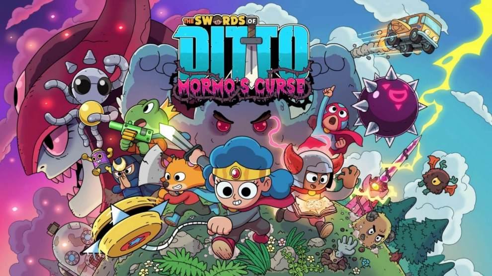 Review: The Swords of Ditto: Mormo's Curse é uma divertida e épica aventura 5