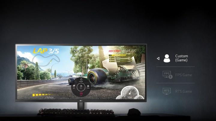 Monitor LG Ultrawide