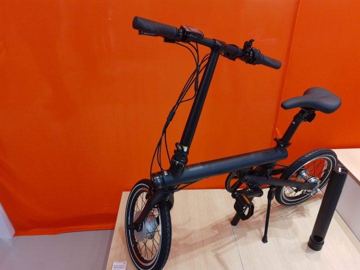 Bicicleta Elétrica Dobrável da Xiaomi