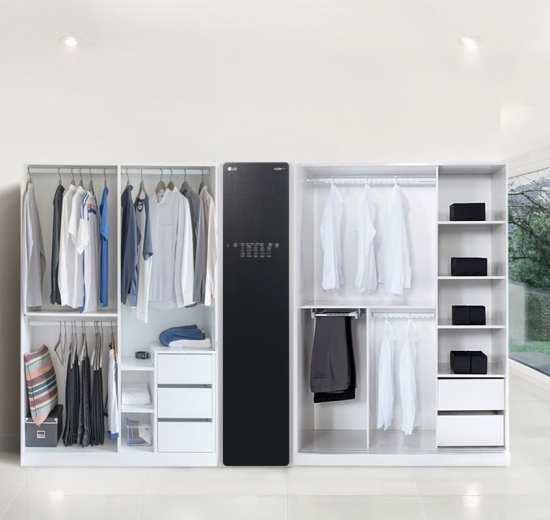 Linha Styler LG: a maneira inteligente de guardar suas roupas 5