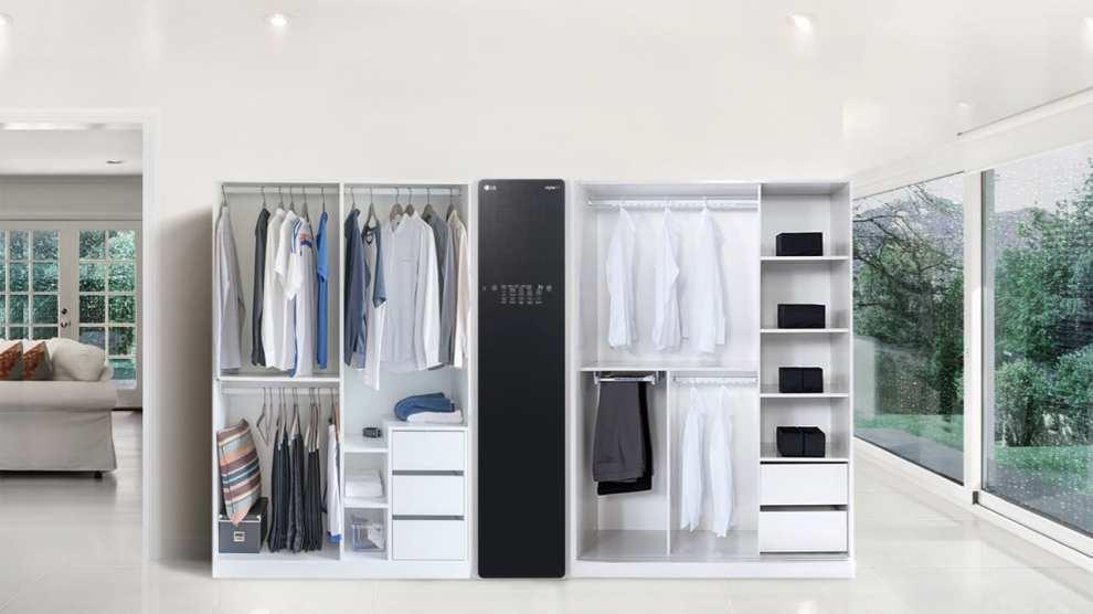 Linha Styler LG: a maneira inteligente de guardar suas roupas 4
