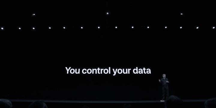 A Apple apostou que os usuários terão total controle de seus dados