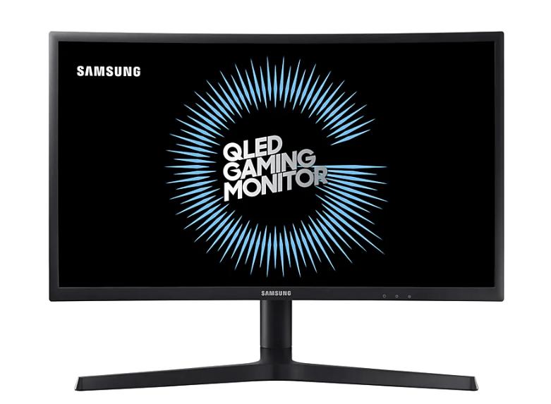 Monitor curvo Samsung C24FG73 pode ser montado sem grande problemas