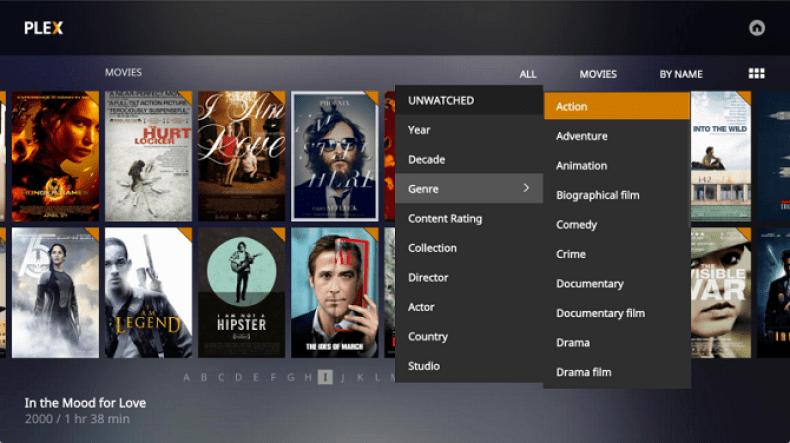 O Plex Media Player precisa ser instalado em qualquer dispositivo que você pretende fazer streaming de conteúdo
