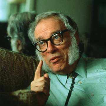 Isaac Asimov autor de ficção científica