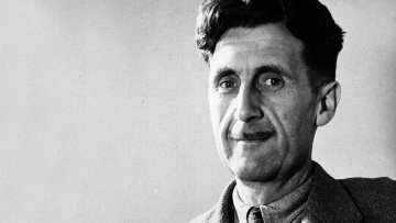 George Orwell autor de ficção científica