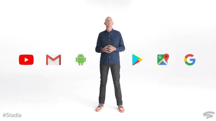 Integrando toda a plataforma do Google, o Stadia irá ter acesso já pelo Google Chrome.