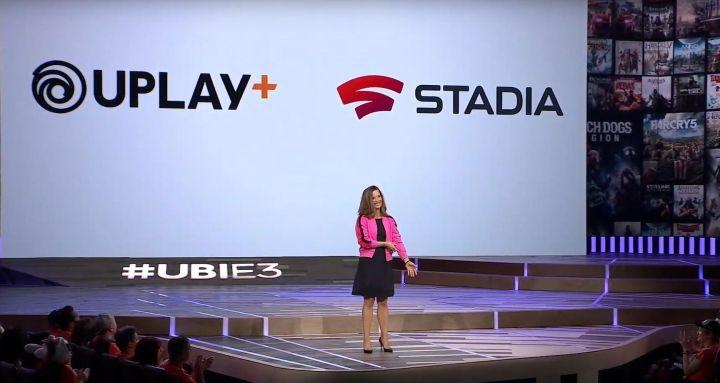 Ubisoft confirmou na E3 2019 que a UPlay terá total compatibilidade com o Stadia a partri de 2020