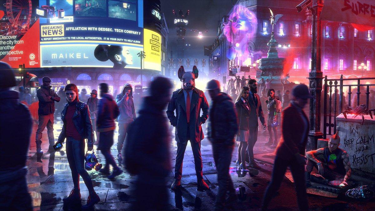 Watch Dogs Legion: jogue com qualquer personagem em uma Londres pós-Brexit 4