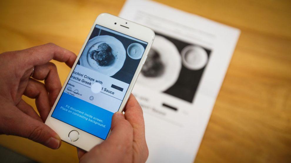 Conheça os melhores Apps de scanner para iOS (iPhone e iPad) 7
