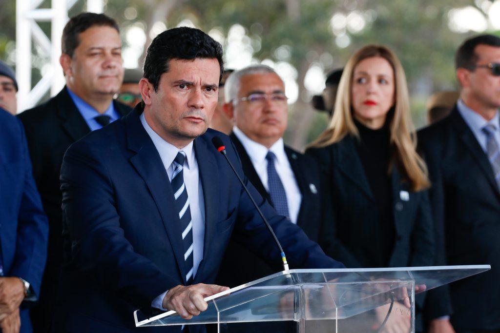 Sergio Moro: Polícia Federal prende 4 suspeitos de hackear o celular do ministro 5