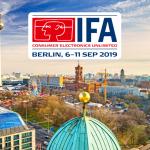 IFA 2019: o que esperar da maior feira de tecnologia da Europa 4