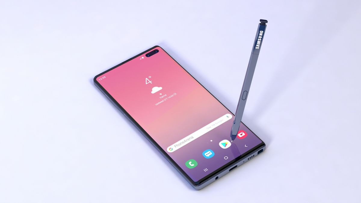 Galaxy Note 10 será apresentado em agosto