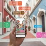 Câmera do Smartphone - Google Lens