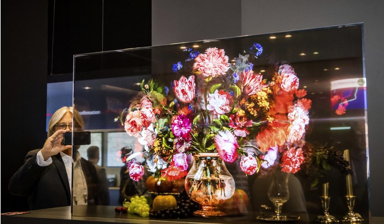 Tela OLED transparente da LG é destaque na InfoComm 2019 7