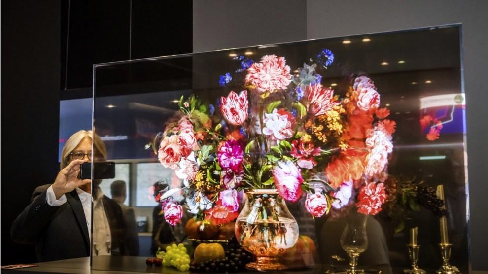 Tela OLED transparente da LG é destaque na InfoComm 2019 6