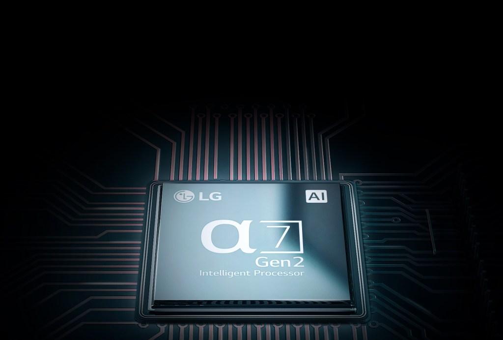 Processador Alpha 7 de segunda geração equipa os televisores da linha NanoCell AI 2019