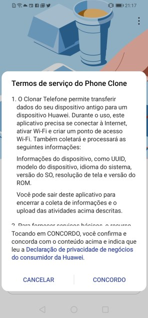 Clonar telefone
