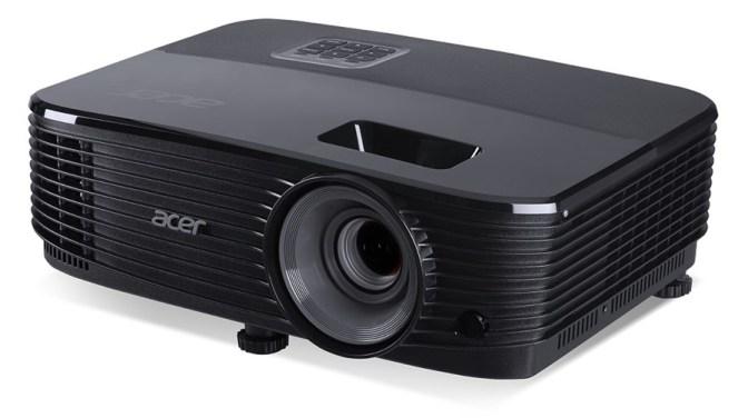Aproveite o dia dos pais e tenha experiência de cinema com o Acer X1223H