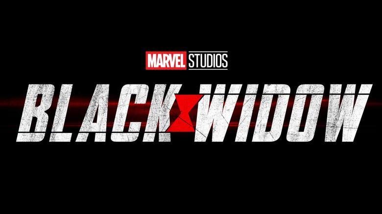 Título oficial de Viúva Negra.