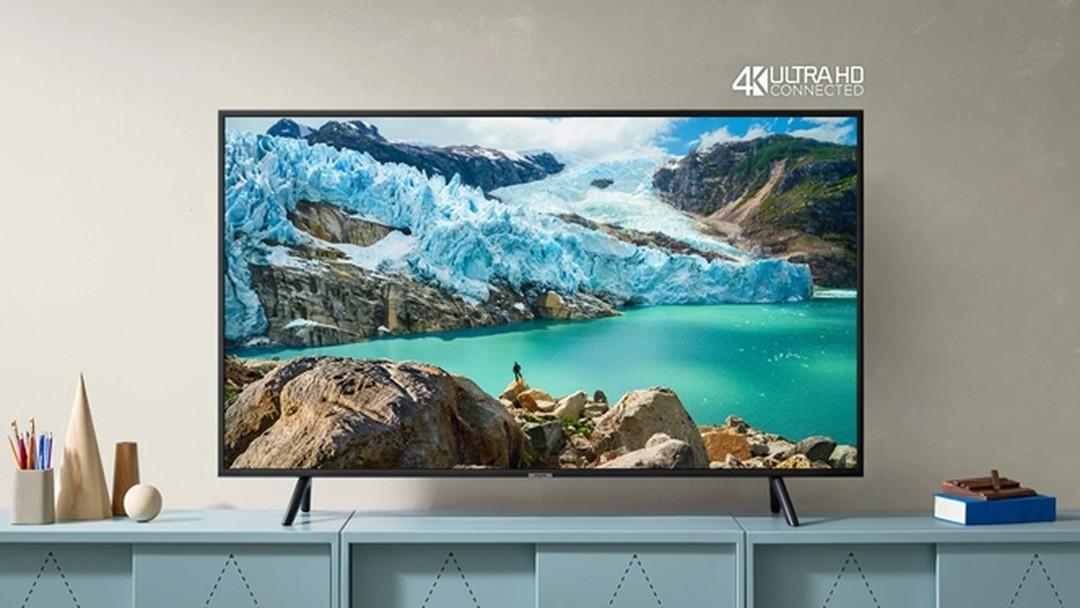Confira 4 vantagens da nova TV UHD 4K RU7100 da Samsung 4