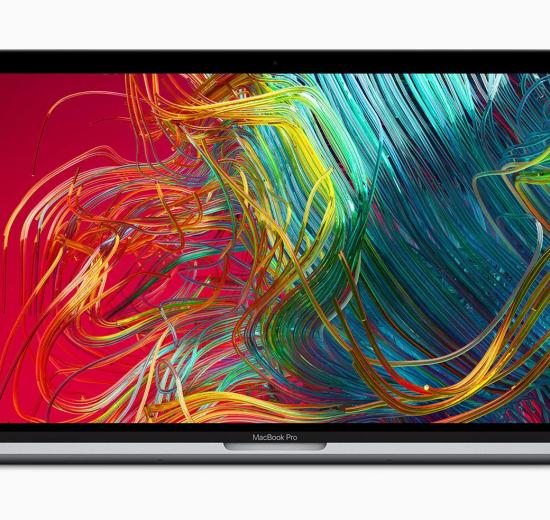 Novo MacBook Pro 2019
