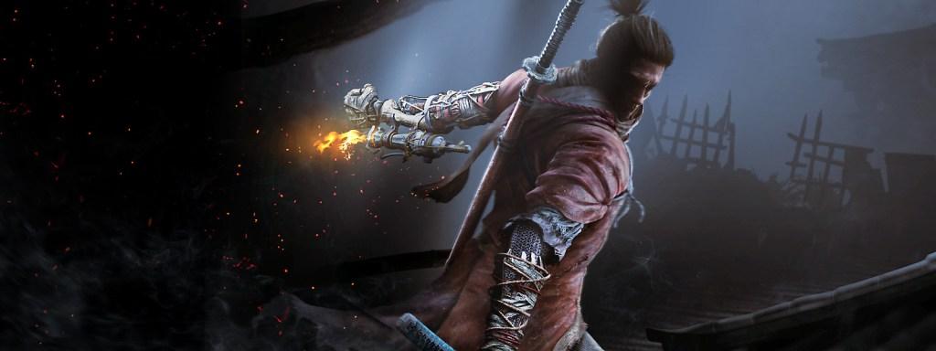 Em Sekiro, morrer faz parte do gameplay