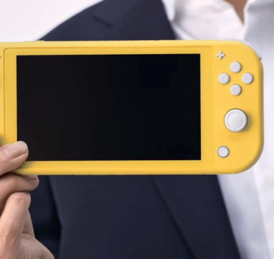 Nintendo anuncia Switch Lite com foco em custo-benefício e mobilidade 10