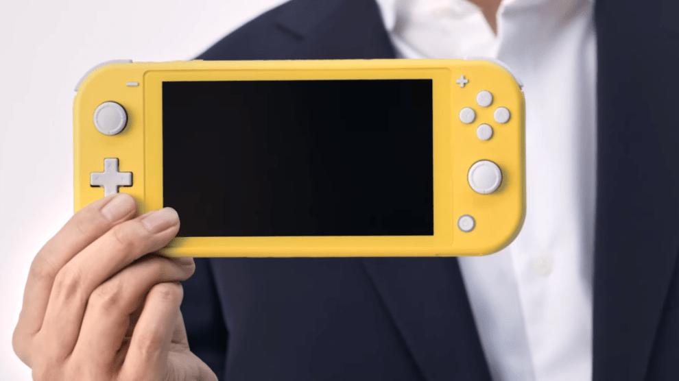 Nintendo anuncia Switch Lite com foco em custo-benefício e mobilidade 6
