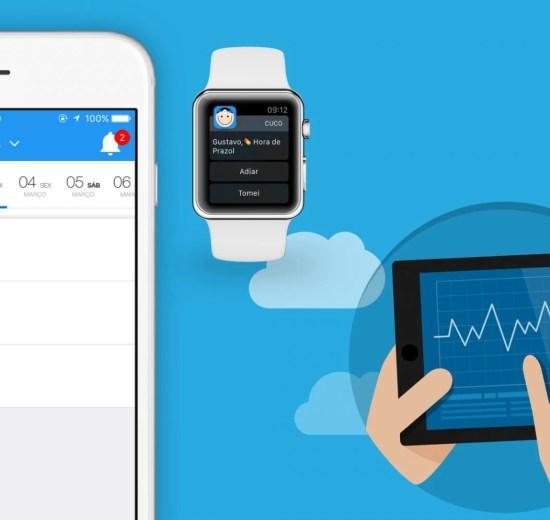 Apps de saúde foto destacada