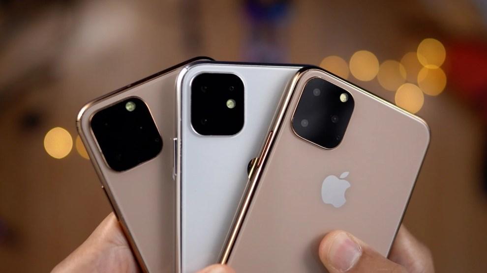 iPhone 11 Pro? Possível iPhone com tela enorme e câmera tripla vaza na web 3