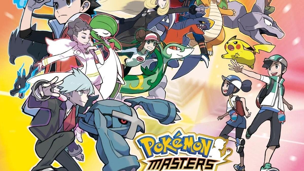 Pokémon Masters já está disponível para Android e iOS; baixe agora 3