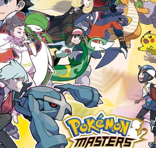 Pokémon Masters já está disponível para Android e iOS; baixe agora 8