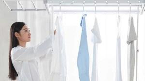 Conheça o varal inteligente da Xiaomi que seca roupas sozinho 8