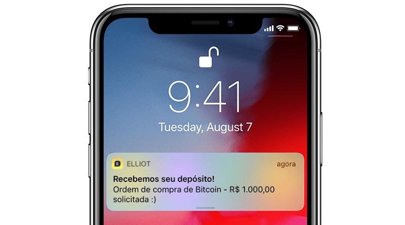 Apesar de serem úteis, notificações push consomem muita bateria