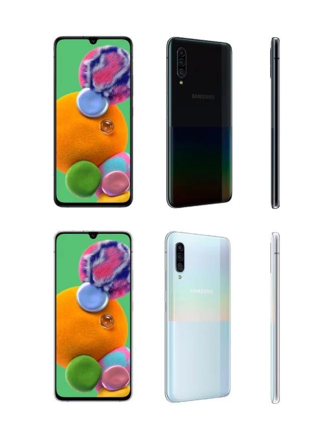 Samsung apresenta Galaxy A90 com Snapdragon 855 e conexão 5G 7